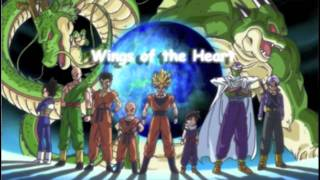 Dragon Ball Z Kai Ending 2: Wings of the heart English DOWNLOAD MP3