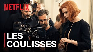 Le Jeu de la Dame : Les coulisses (The Queen's Gambit) | Netflix France