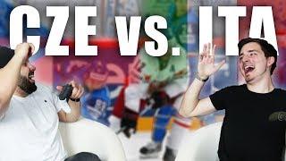 ČESKO - ITÁLIE | MS v hokeji 2019