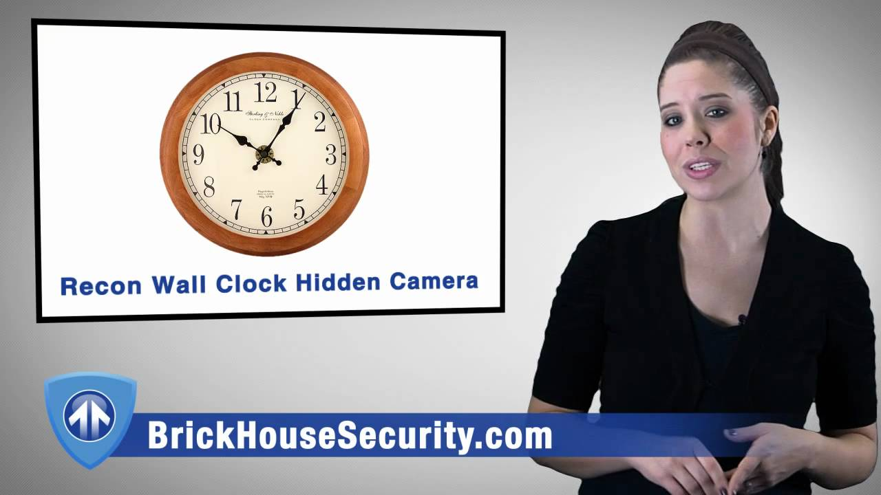Motion activated hidden camera wall clock is completely covert motion activated hidden camera wall clock is completely covert with automatically day to nightvision amipublicfo Images