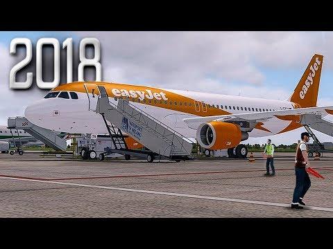 New Flight Simulator 2018 - P3D 4.2 [Amazing Realism]