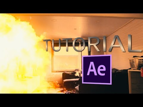 Super Slow mo Explosion VFX Tutorial | After Effects