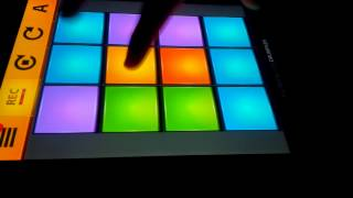 Drum pads 24 Dubstep fever