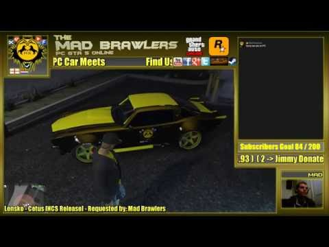 Social Sunday Meet - Any Car - GTA 5 Online - Mad Brawlers - Grand Theft Auto 5 Online