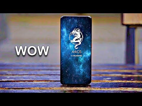 Huawei Ark OS - This is AWESOME!!!