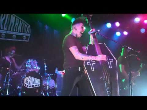 Nekromantix - Nekrofelia - Live at Slim's SF