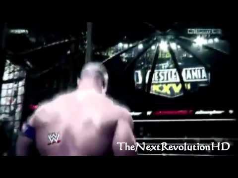 """2012: John Cena Career Tribute """"I'm Coming Home"""" - HD"""