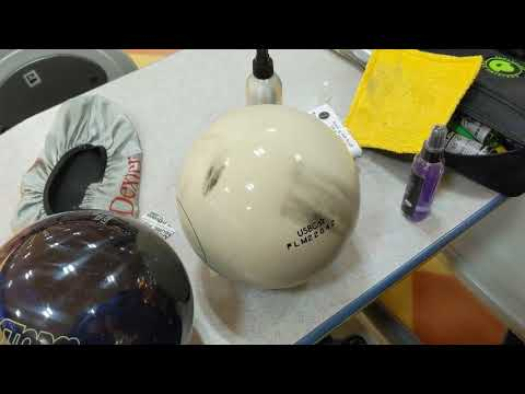 The Most Effective Way to Clean Your Bowling Ball