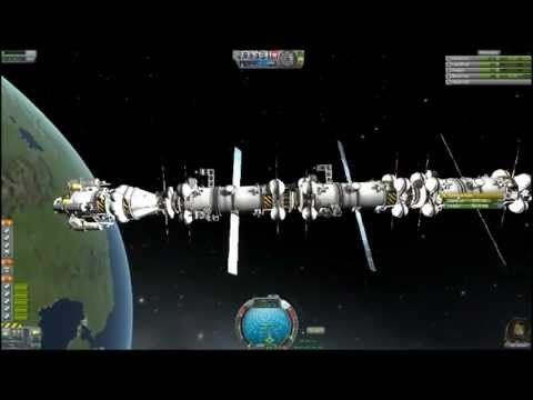 """Cheapo Mun Shot"", Episode 2 of Cheapo Space Program"