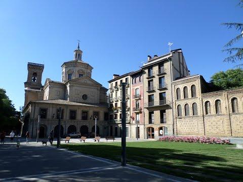 From Vitoria-Gasteiz to Pamplona, Basque country/Navarra-SPAIN 2015