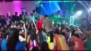 Dj Nav of Kudos Music Live at an Indian Wedding in the UK..!!