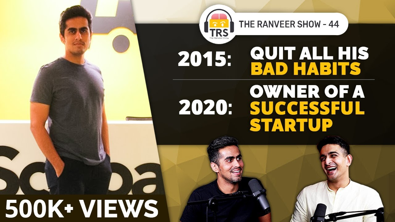 """Download """"My HONEST Journey to 200 Crores"""" - Harshil Karia On Sacrificing For Success 