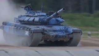 RUSSLAND: Armeespiele als Leistungsschau der Waffenindustrie