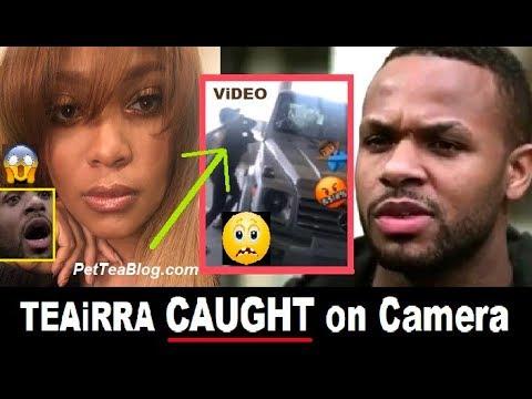 Akbar Post New Teairra Mari Video Smashing his CAR Proves she a LiAR !😱📹