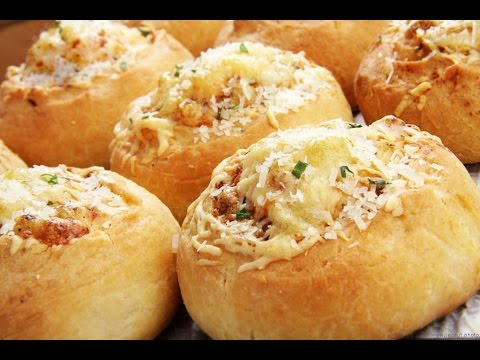 «Лодочки» из дрожжевого слоёного теста - Kulinar24TV
