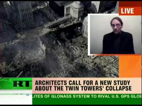 Architects and engineers say 9/11 twin tower collapse was no