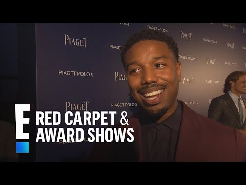 "Michael B. Jordan Teases ""Creed 2"" & ""Black Panther"" 