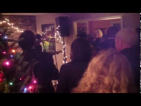 Josh Klein & the Legends @ The Martini Party 12/27/2014