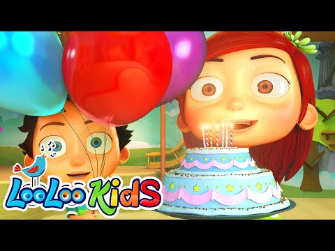 HAPPY BIRTHDAY - Fun Birthday Party Song