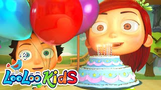 Happy Birthday Song - Funny LooLoo Kids Compilation Full HD