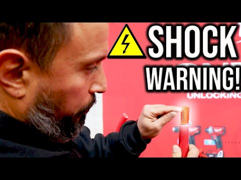 New Milwaukee Electricians Tools And Digital Levels 2019 (SHOCK WARNING!)