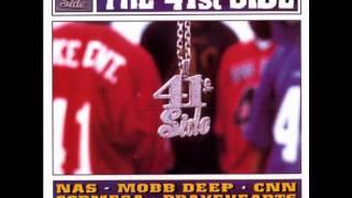The 41st Side - Take U Back Feat. Bars N Hooks, Chinky & Don Alon