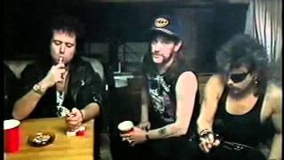 "Motörhead - Band Interview - ""Motörhead"""