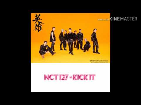 nct-127---kick-it-(easy-lyrics)