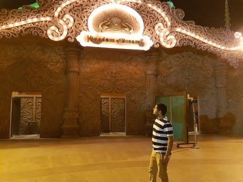 A Day In Delhi Kingdom Of Dreams Culture Gully Gurgaon Full Tour