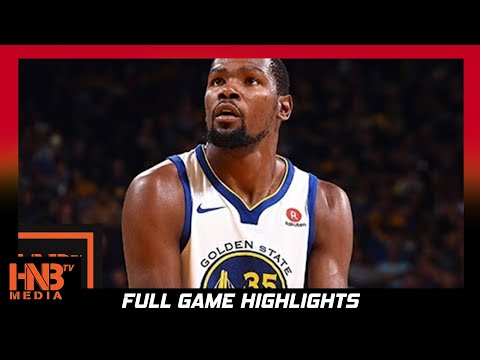 Thumbnail: Golden State Warriors vs Miami Heat Full Game Highlights / Week 4 / 2017 NBA Season