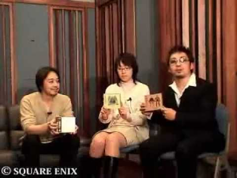 Square Enix Music TV Vol.13 Hitoshi Sakimoto (1)