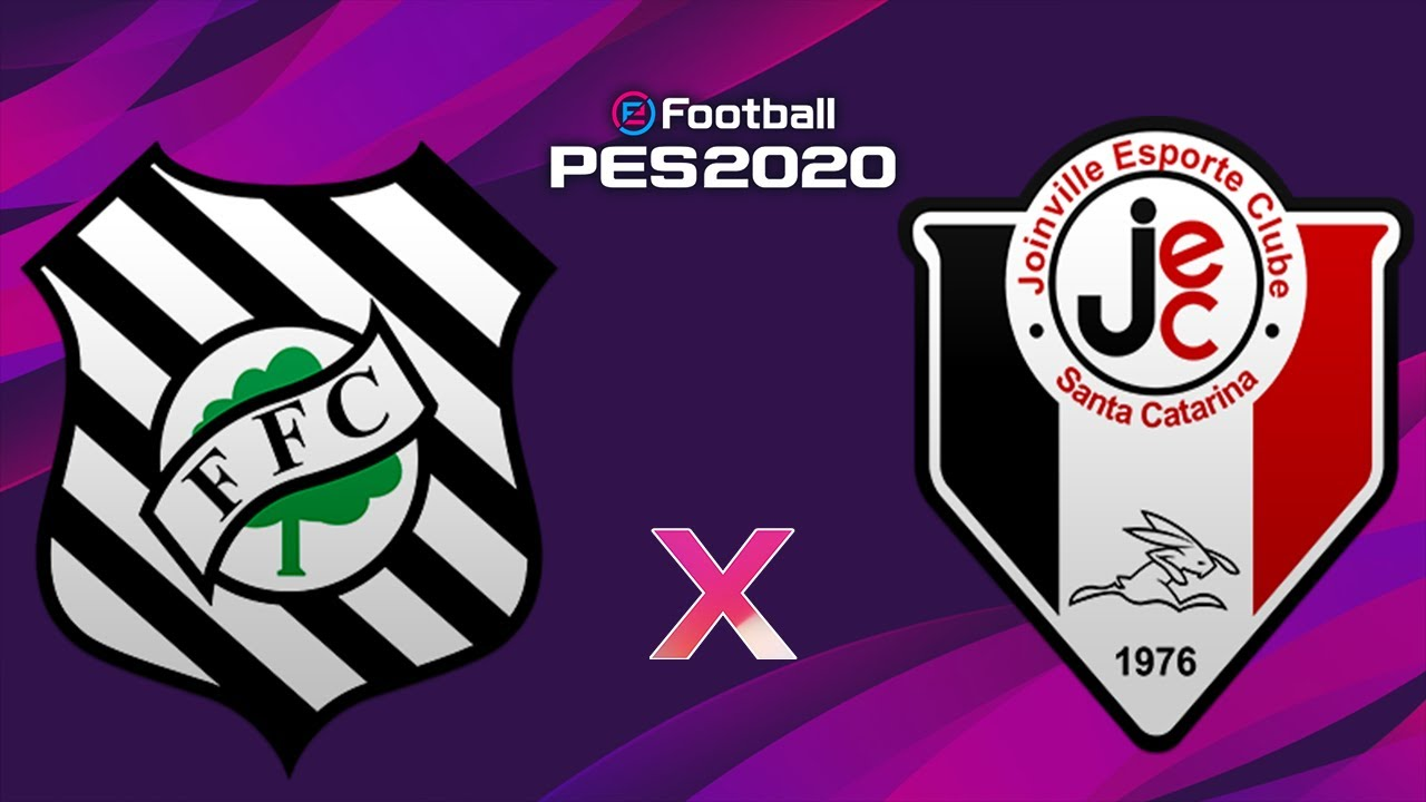 Figueirense x Joinville - Gols e Melhores momentos/Amistoso no PES 2020