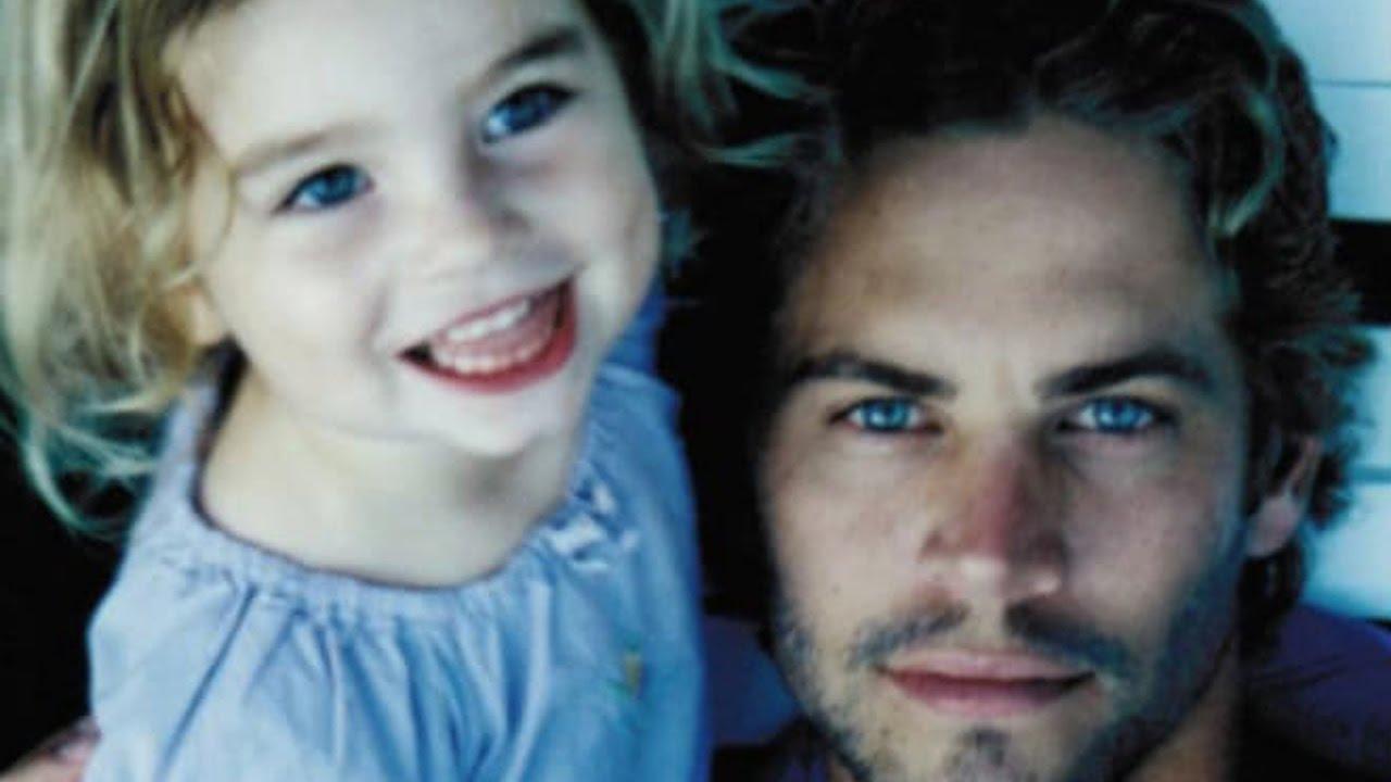 Paul Walker's daughter returns to Instagram with stunning photo