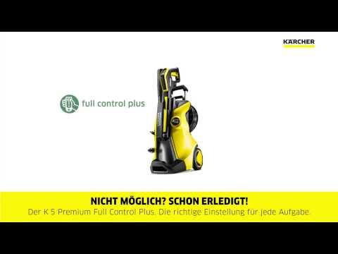 KRCHER K 5 Premium Full Control Plus - Produktvideo