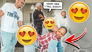 WE TOLD OUR BOYFRIENDS WERE JOINING A T.W.E.R.K. TEAM AND THIS HAPPENED... *HILARIOUS*
