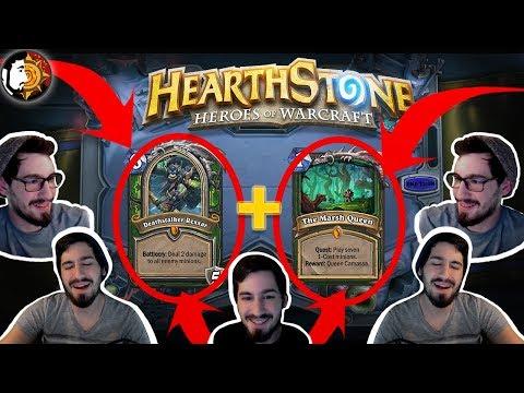 Hearthstone: Awakening Quest Hunter - Redefining The Meta