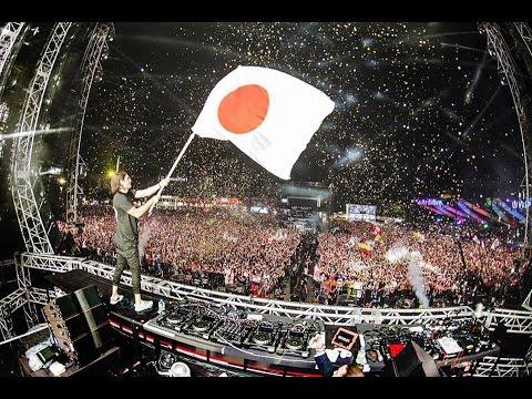 Alesso Live @ Ultra Japan 2015 Part 1