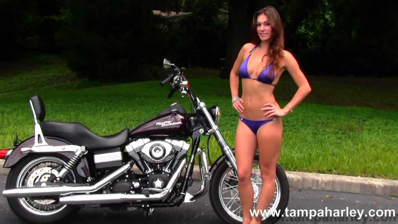 2007 harley davidson fxdb dyna street bob - used motorcycle for