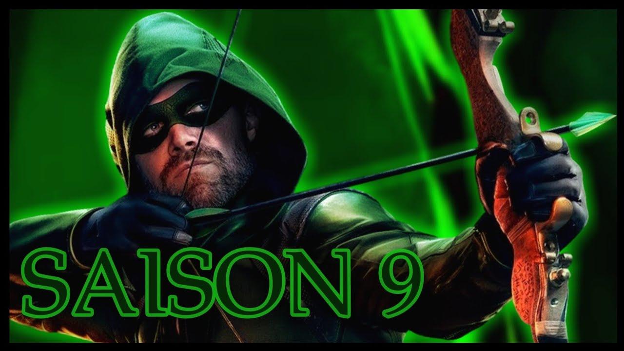 Download ARROW SAISON 9?! RETOUR DE STEPHEN AMELL?!