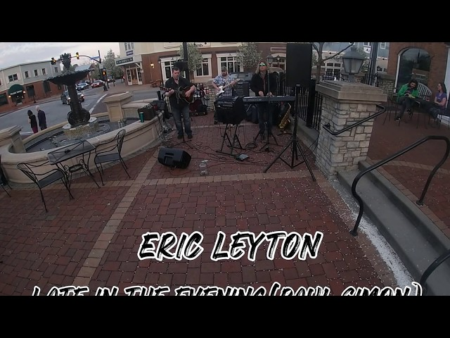 Late in the Evening Cover (Paul Simon)