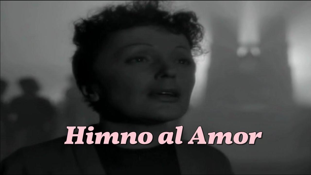 édith Piaf Hymne à Lamour Subtitulado Al Español