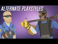 TF2: Alternate Playstyles