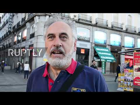Spain: Madrilenians divided after turbulent Catalan vote