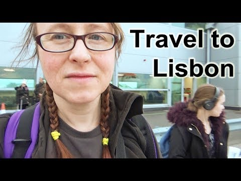 Travelling to Lisbon Again! Bristol Airport to Lisbon Airport.