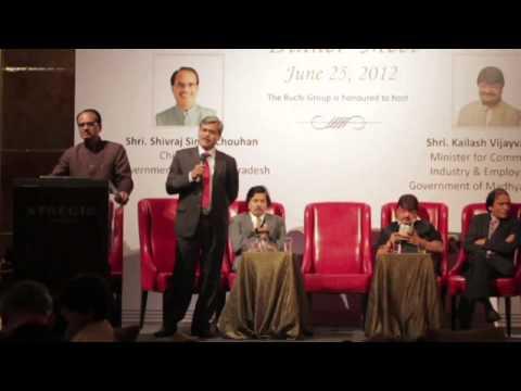 Ruchi Soya: Dinner Meet