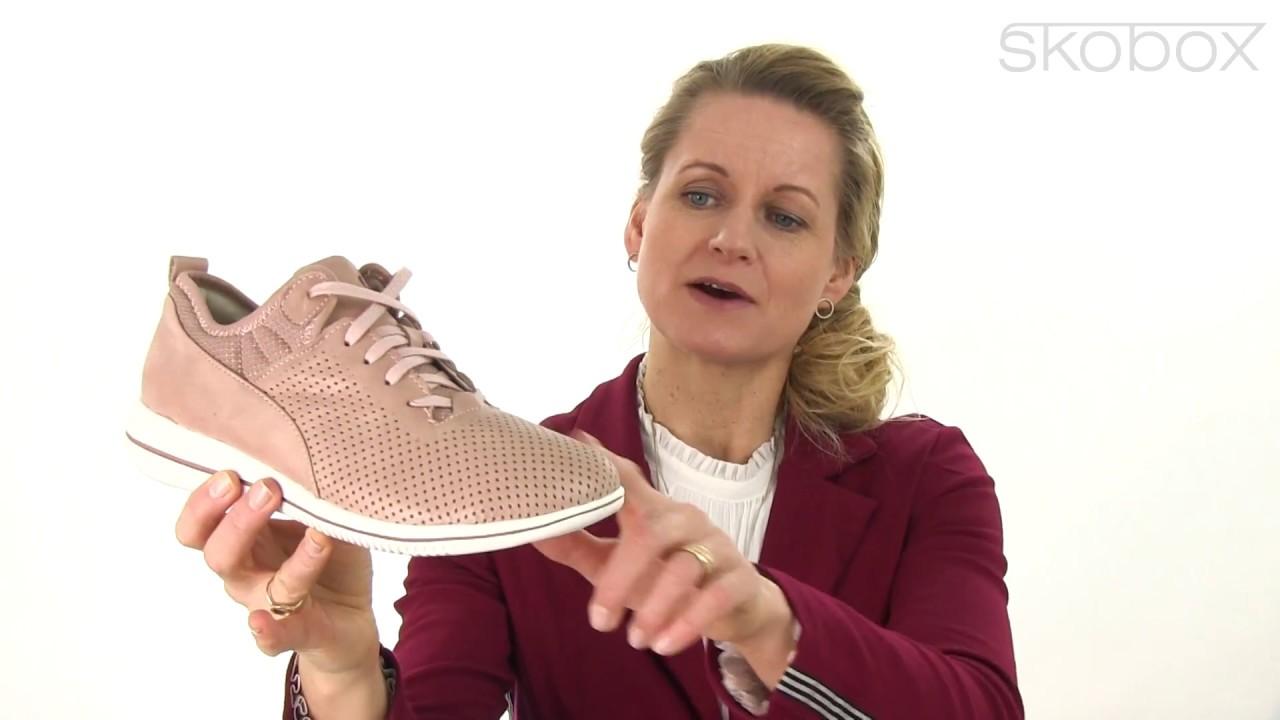 7ad4bfd2676 Green Comfort sko – Cloud Skind Snøresko (Gl. rosa) item no.: 18120ROS