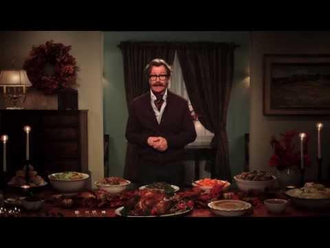 Gary Oldman e il suo messaggio per il Ringraziamento (sub ita)