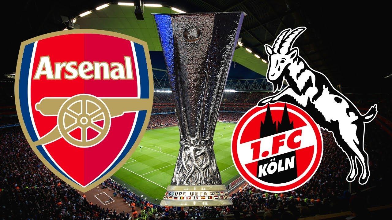 Köln Arsenal Live