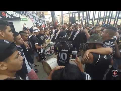 Vasco 4 x 3 Bahia - Melhores Momentos (torcida)