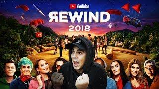 Por qué NO SALGO en el YouTube Rewind 2018 /  DOCE MILLONES DE DISLIKES - Review #YouTubeRewind